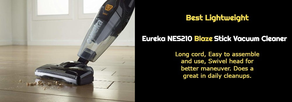 Eureka NES210 Blaze 3-in-1 Review