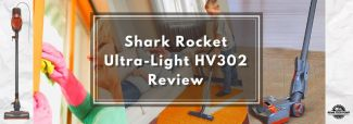 Shark Rocket Ultra-Light HV302 Review