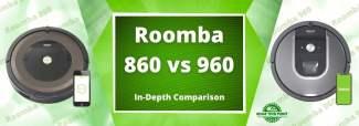Roomba 860 vs 960
