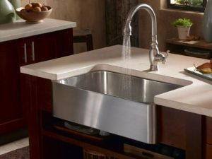 stainless steel sinks and modern