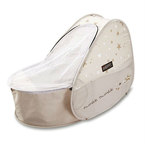 Koo-di Sun and Sleep Pop Up Travel Bassinette Review