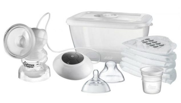 Tommee Tippee Electric Breast Pump Review