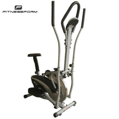 Fitnessform P1100 Cross Trainer 2-in-1 Fitness Elliptical Exercise Bike Review