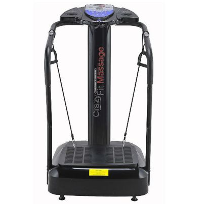 Bluefin Fitness Vibration Plate with Built-in Speakers Review