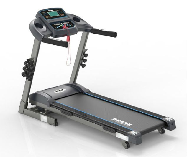 Branx Fitness Fit Runner Pro Foldable Treadmill Review