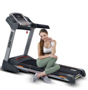 Branx Fitness Foldable 'Elite Runner Pro' Soft Drop System Treadmill Review