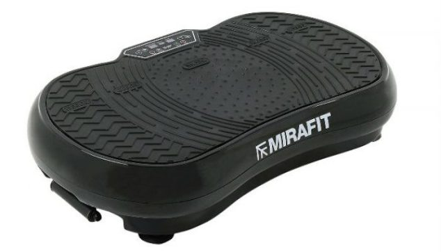 MiraFit Vibration Power Plate Gym Machine Review