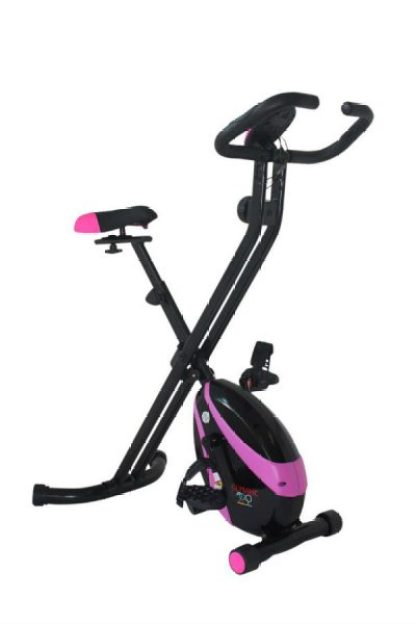 Olympic 2000 ES-810 Compact Exercise Bike Review