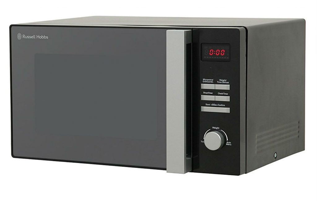 Russell Hobbs RHM2565BCG 25L Digital 900w Combination Microwave Review