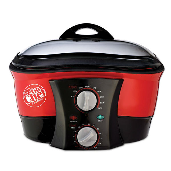 GoChef 8-in-1 Non-Stick Multi-Functional Cooker Review