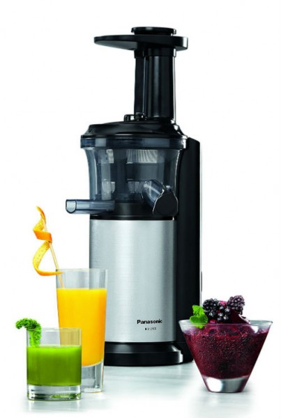 Panasonic MJ-L500SXC Slow Juicer Review