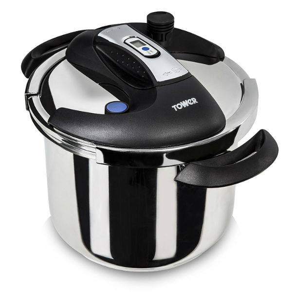 Tower Pro One Touch 6 Litre Pressure Cooker Review