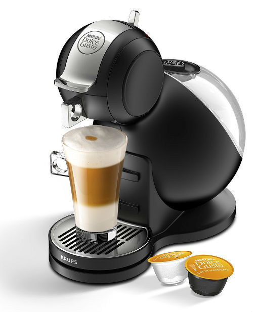 Krups Nescafe Dolce Gusto Melody 3 Manual Coffee Machine Review