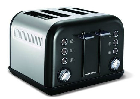 Morphy Richards Accents Four Slice Toaster Review
