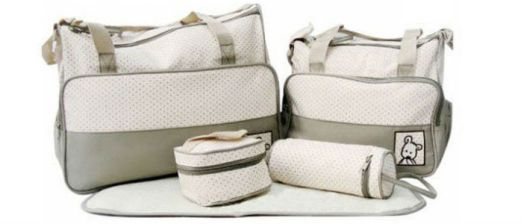 Baby World 5 Piece Baby Changing Bag Review