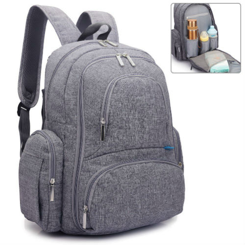 Coolbell Nappy Backpack Baby Diaper Changing Bag Review