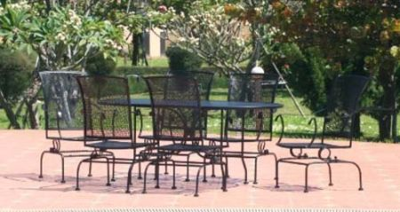 wrought iron patio furniture top 7