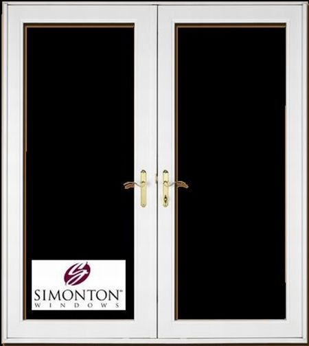 The Elegance And Classic Touch Of Design You Will Feel While Opening Up  Your Room With This Simonton French Door Adds More To Your Interior.