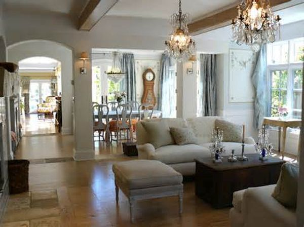 French Country style of interior decoration (1)