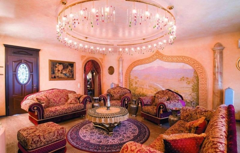 royal Indian look home design