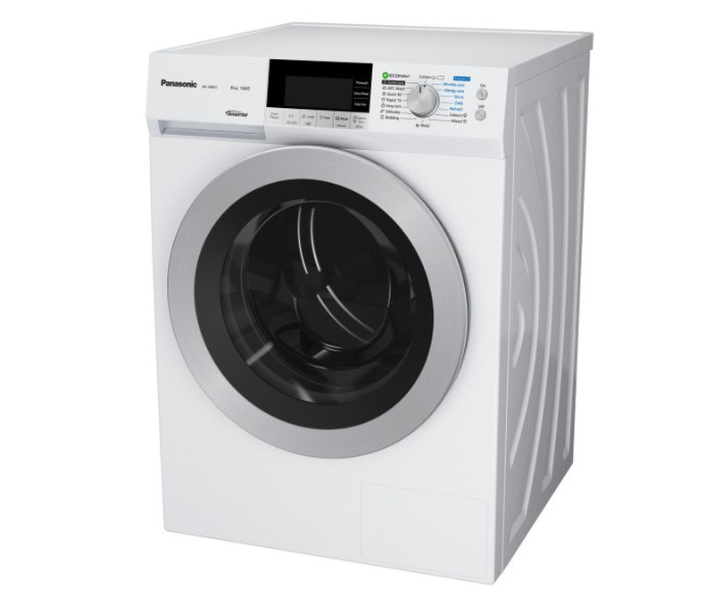 Panasonic's Smart Laundry Machine (2)