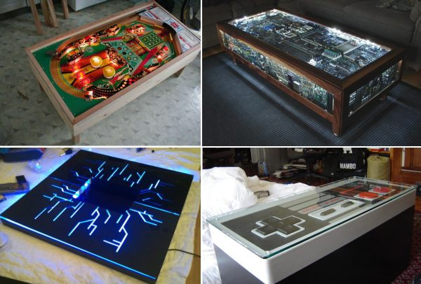 Astounding Most Amazing Diy Coffee Tables Fit For Geeky Homes Alphanode Cool Chair Designs And Ideas Alphanodeonline
