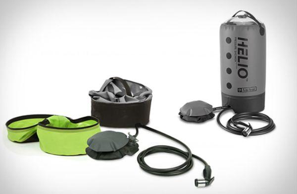 Helio Portable Pressure Shower