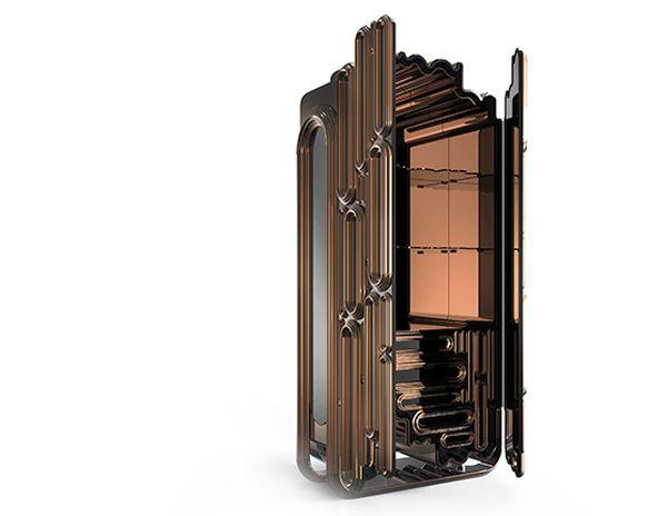 Oblong Bar Cabinet (3)