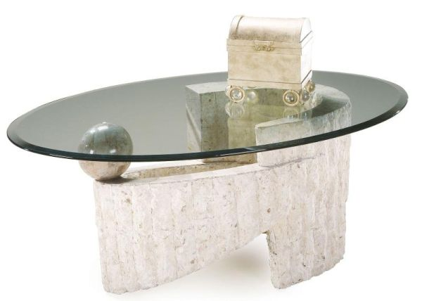 The Stone Coffee Table