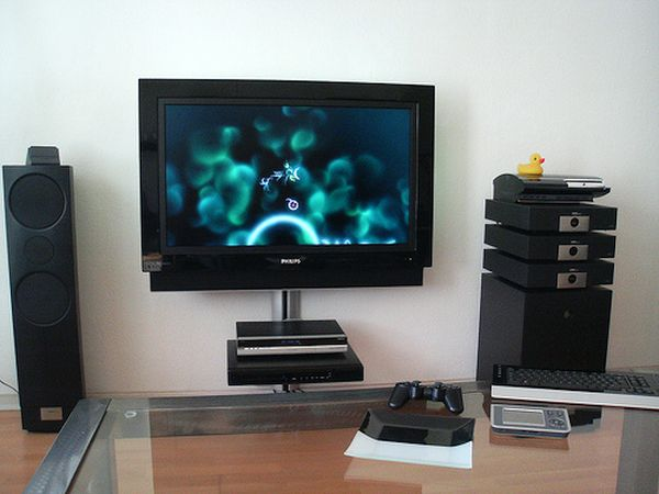 setting a home theater (2)
