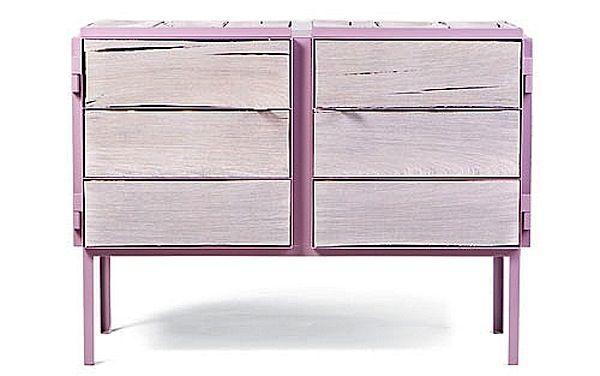 NewspaperWood cabinets (2)