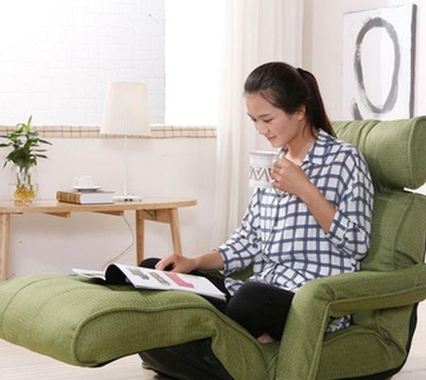 Cozy Kino Modern Floor Sofa Chairs (3)