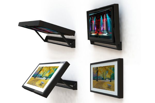Hidden Vision TV Mount