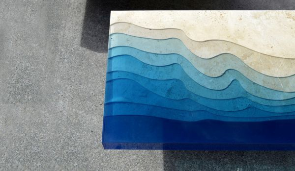 These Lagoon Coffee Tables (2)