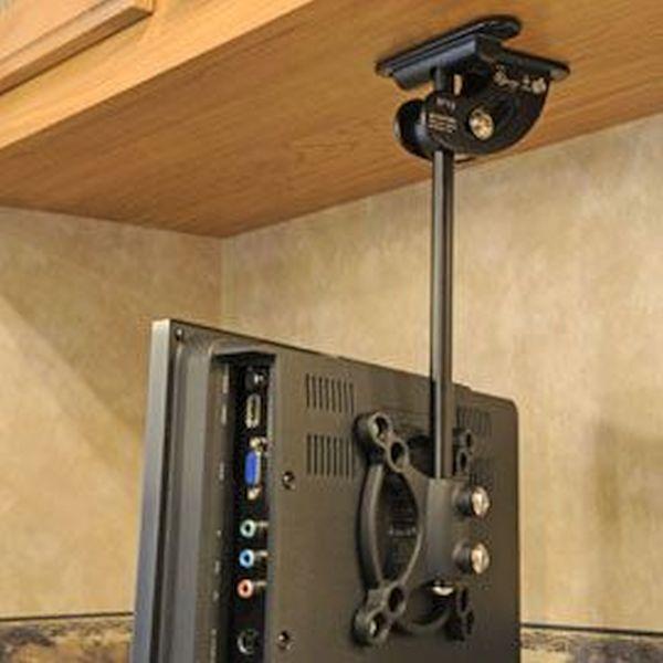 Under Cabinet RV TV Mount