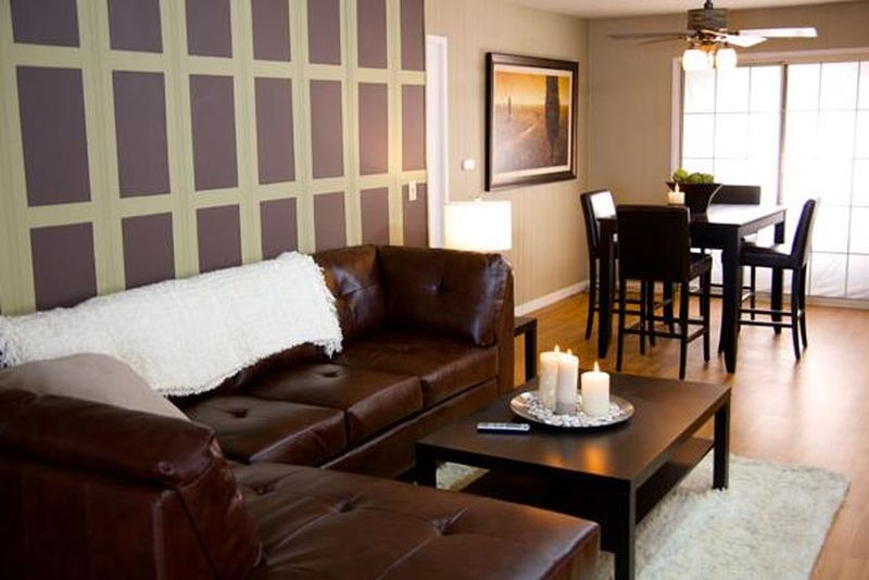 How To Decorate Your Mobile Home | Ideas To Decorate The Living Room Of Your Mobile Home