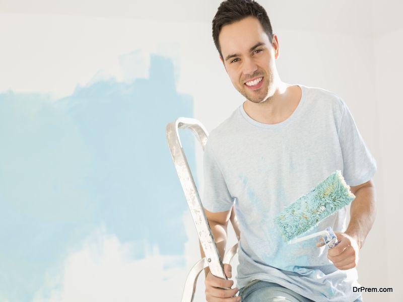 wall colour