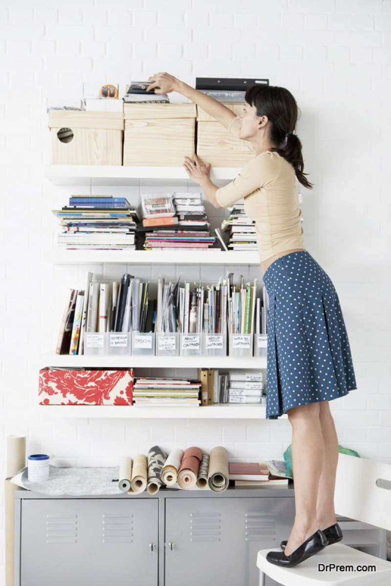 get you organized