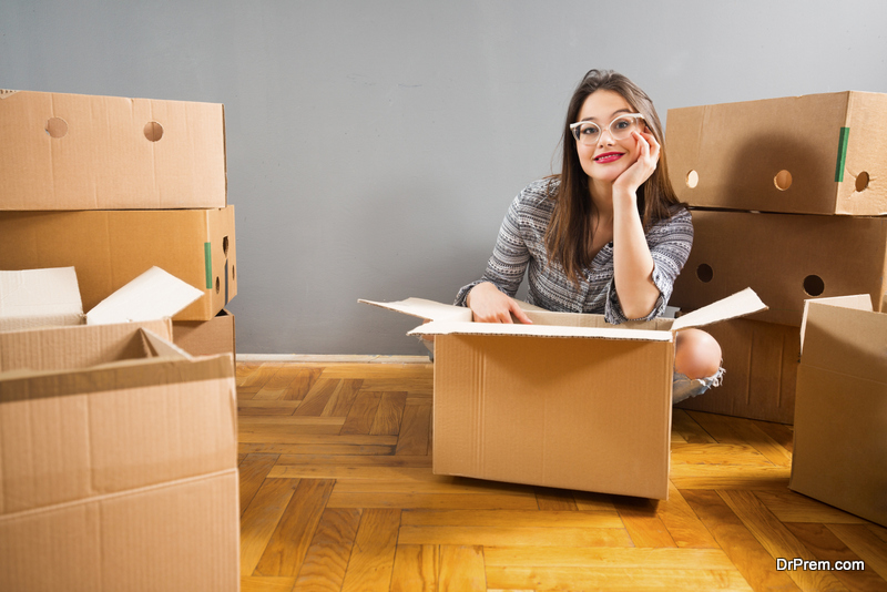 Setting up a New Home on a Budget