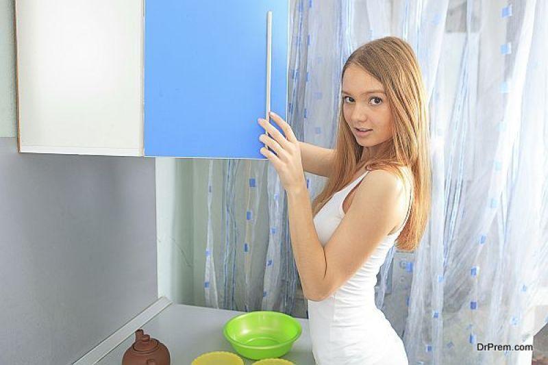 Redecorate the kitchen