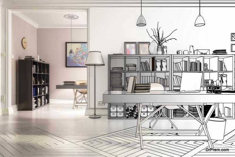 Easy Home Office Design Ideas