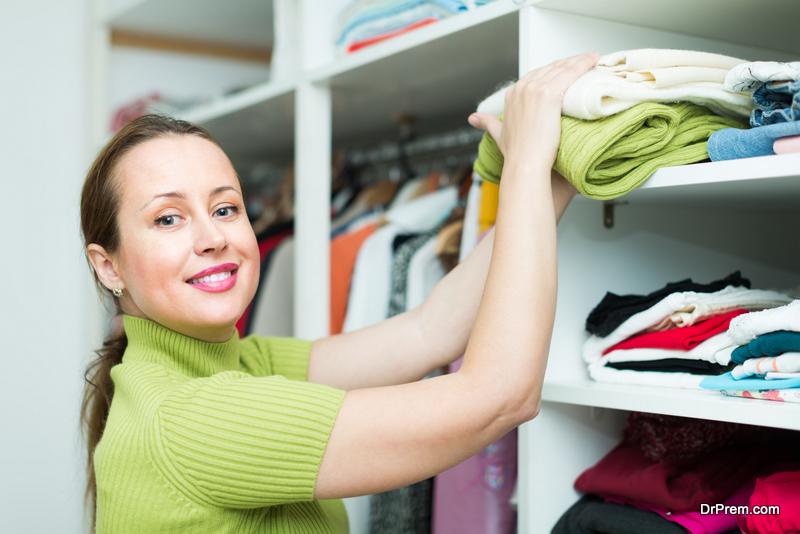 organizing-shelves