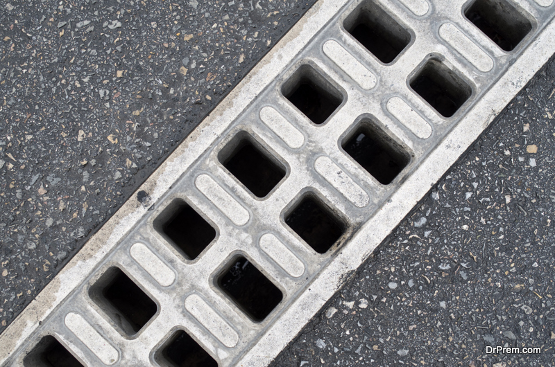 The Right Trench Grates Material