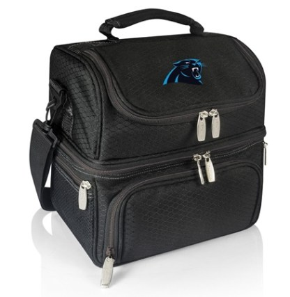 Carolina Panthers Pranzo Insulated Lunch Bag