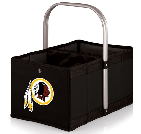 Washington Redskins Urban Canvas Basket