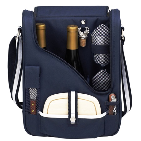 Two Bottle Wine Cheese Cooler