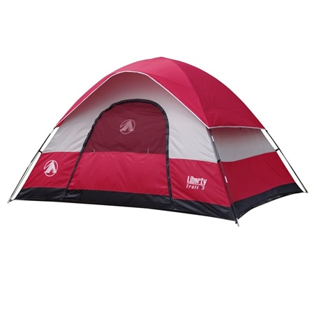 Liberty Trail 3 Dome Family Tent