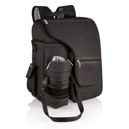 Turismo Black Insulated Cooler Backpack