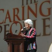 JoDee's powerful legacy includes founding The Caring People (1997), an organization that reaches out to single moms, mentoring them in small group settings known as Care Groups. Thousands of woman in 30 locations in 4 states and in Central America have participated in the organization.