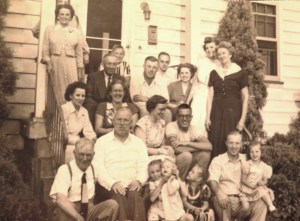 Fred Williams Family